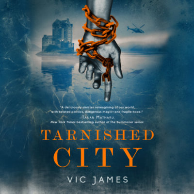 Tarnished City cover