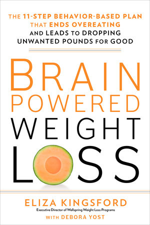 Brain-Powered Weight Loss cover