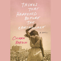 Things That Happened Before the Earthquake Cover