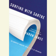 Surfing with Sartre Cover