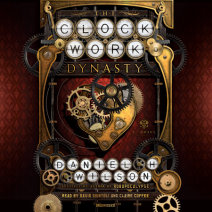 The Clockwork Dynasty Cover