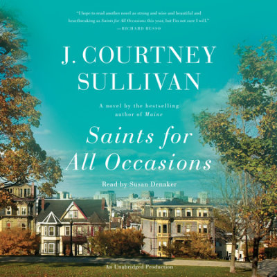 Saints for All Occasions cover