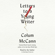 Letters to a Young Writer Cover
