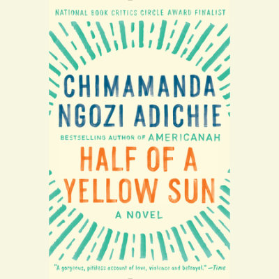 Half of a Yellow Sun cover