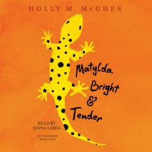 Matylda, Bright and Tender Cover