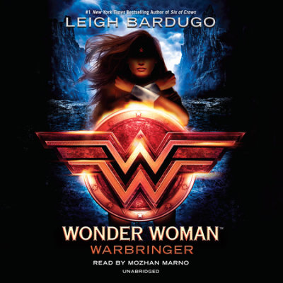 Wonder Woman: Warbringer cover