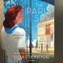 The Paris Spy Cover