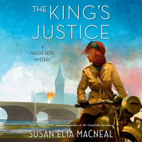 The King's Justice Cover