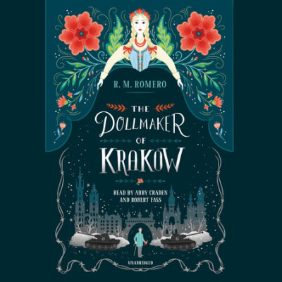 The Dollmaker of Krakow cover