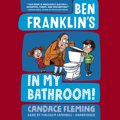 Ben Franklin's in My Bathroom! cover
