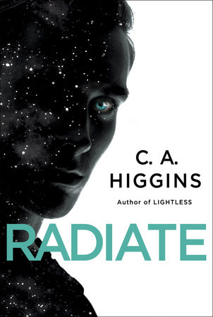 Radiate by C.A. Higgins
