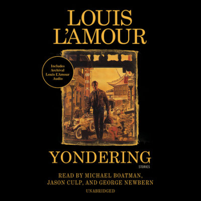 Yondering cover