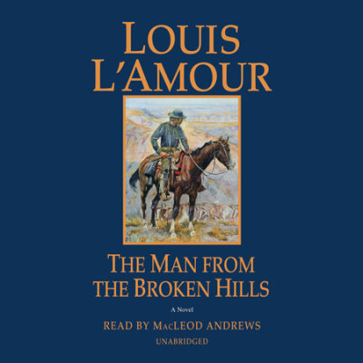 The Man from the Broken Hills cover