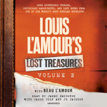 Louis L'Amour's Lost Treasures: Volume 2 Cover