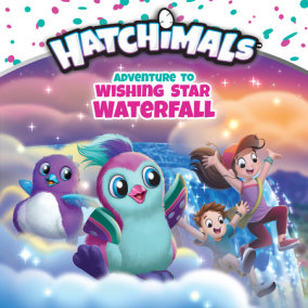 Adventure to Wishing Star Waterfall