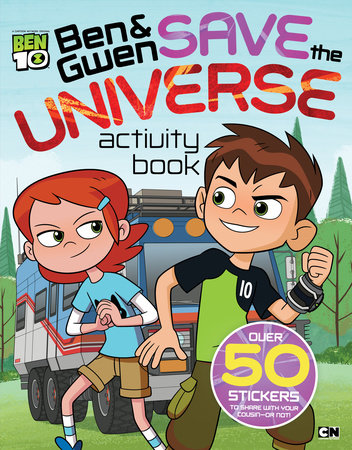 Ben & Gwen Save the Universe Activity Book