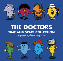 The Doctors: Time and Space Collection Cover