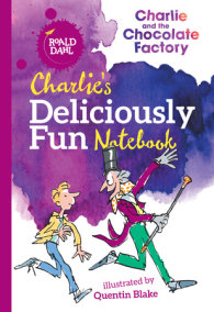 Charlie's Deliciously Fun Notebook