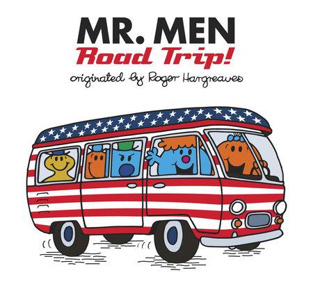 Mr. Men: Road Trip! by Adam Hargreaves