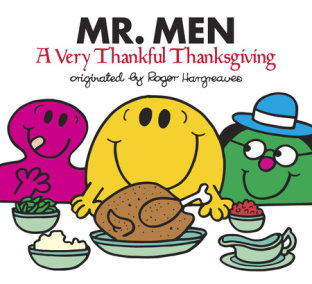 Mr. Men: A Very Thankful Thanksgiving