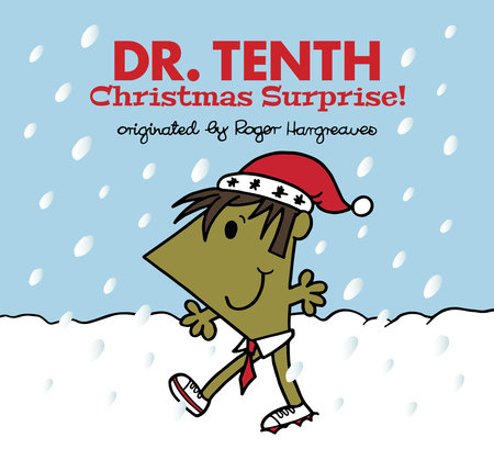 Dr. Tenth: Christmas Surprise! by Adam Hargreaves