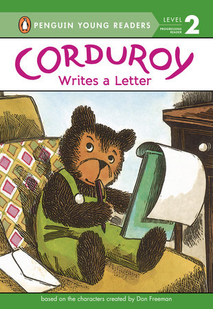 Corduroy Writes a Letter by Alison Inches