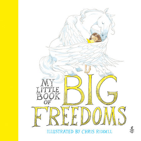 My Little Book of Big Freedoms by