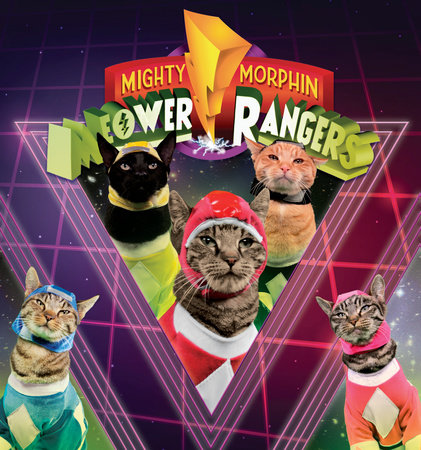Meower Rangers by Max Bisantz