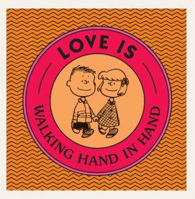 Love Is Walking Hand in Hand