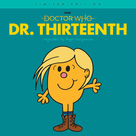 Dr. Thirteenth by Adam Hargreaves