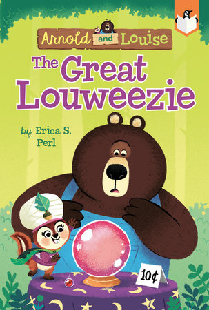 The Great Louweezie #1 by Erica S. Perl