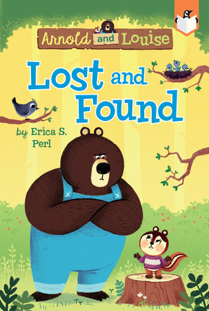 Lost and Found #2 by Erica S. Perl
