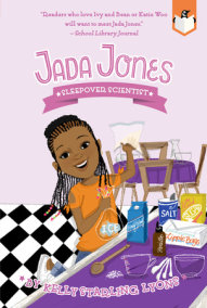 Sleepover Scientist #3