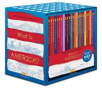 What Is America? 25c Box Set