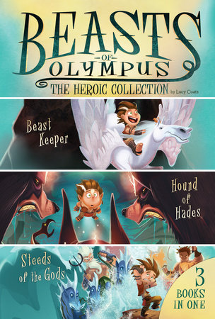 The Heroic Collection by Lucy Coats
