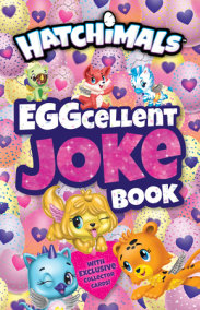 EGGcellent Joke Book