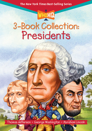 Who HQ 3-Book Collection: Presidents