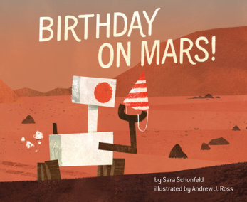 Birthday on Mars!