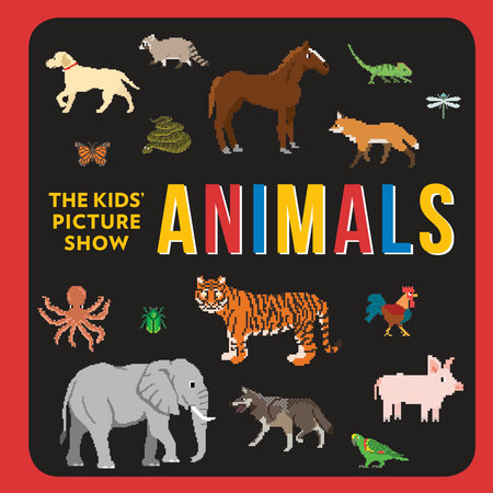 Animals by Chieri DeGregorio and Steve DeGregorio