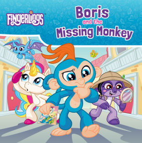 Boris and the Missing Monkey