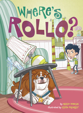 Where's Rollo? by Reed Duncan