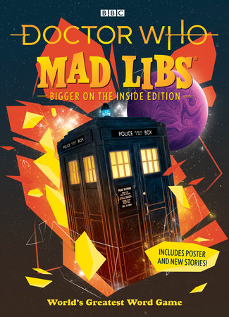 Doctor Who Mad Libs Deluxe Edition