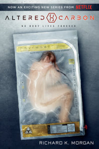 Altered Carbon (Netflix Series Tie-in Edition)