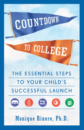 Countdown to College by Monique Rinere
