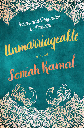 The cover of the book Unmarriageable