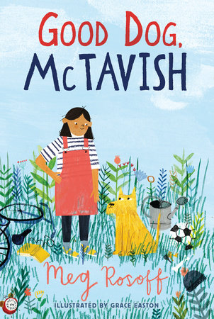 Good Dog, McTavish by Meg Rosoff