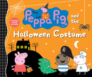 Peppa Pig and the Halloween Costume