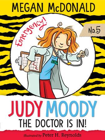 Judy Moody, M.D. by Megan McDonald