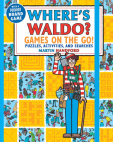 Where's Waldo? Games on the Go!