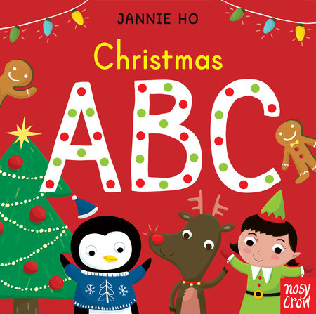 christmas abc by nosy crow